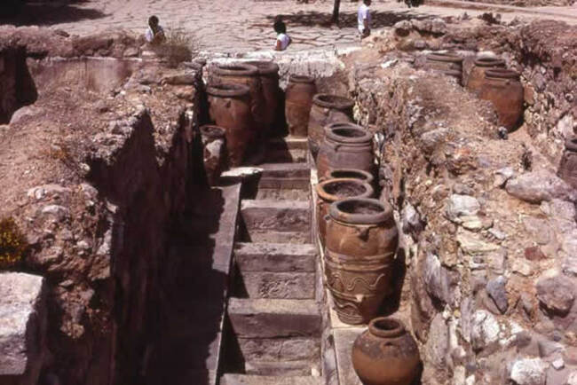 Énigmes archéologiques - Cnossos