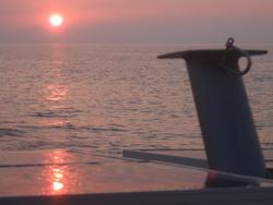 En mer entre Grèce et Italie