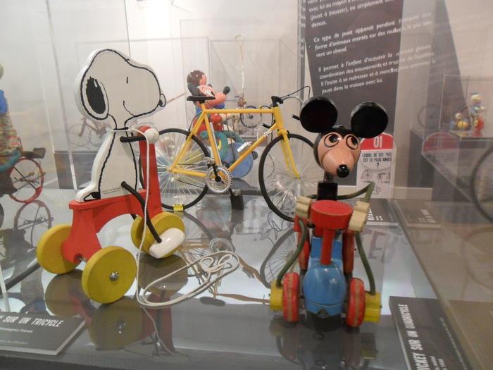 Le Musée du jouet à Moirans  (39)  Jura