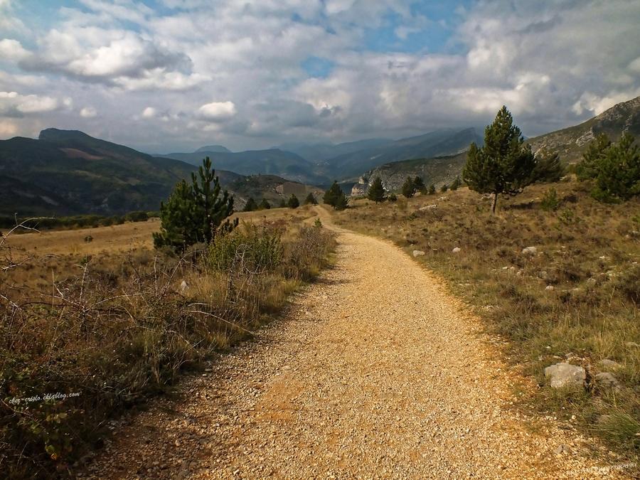 Le chemin..