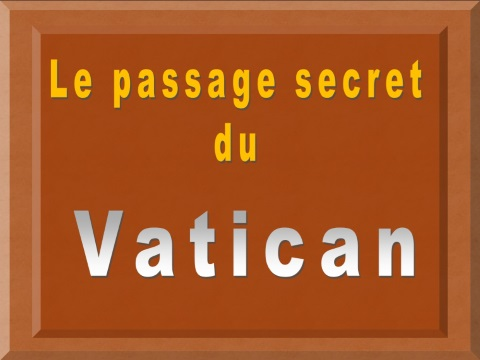 Vatican passage secret