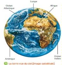 Introduction : Présentation du programme de Géographie 6e : Mes repères.