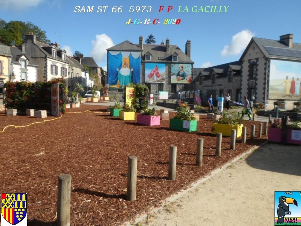 FESTIVAL PHOTO N° 17 LA GACILLY 56 2/4  D   27/09/2020