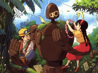 Dossier : One Piece et Studio Ghibli