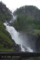 cascade Låtefoss