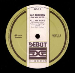 Nat Augustin - All My Love
