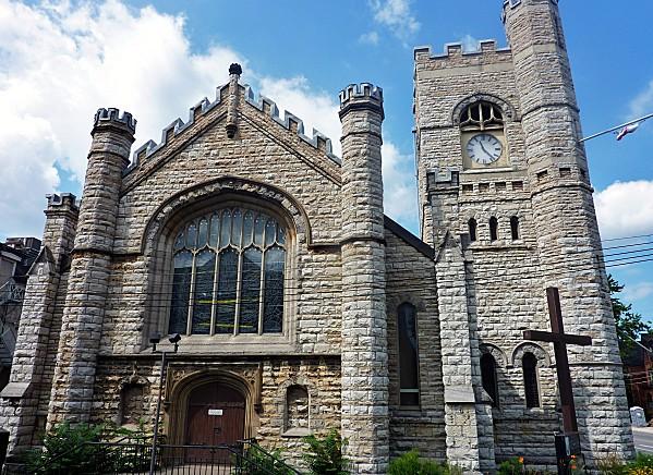 Toronto église