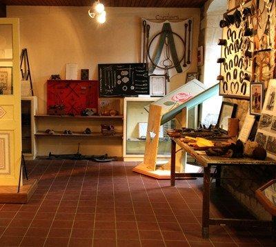 le musée de l'union compagnonnique à nantes.