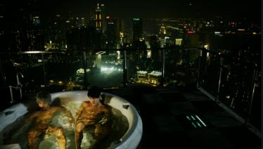 Amphétamine. Hong Kong.
