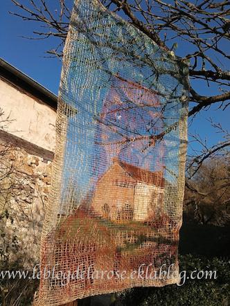 Projet 'Des moaïs dans la roseraie' / Project 'Moaïs in the rose garden'
