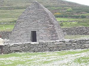 hutte irlandaise