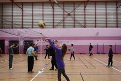 Volley en CE-CM
