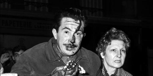 8 février 1962, métro Charonne à Paris: une volonté de tuer pour l'exemple