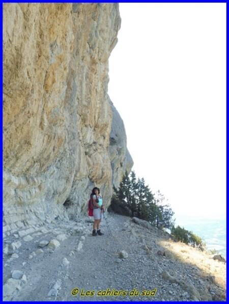 Les falaises de Ventavon, Hautes Alpes