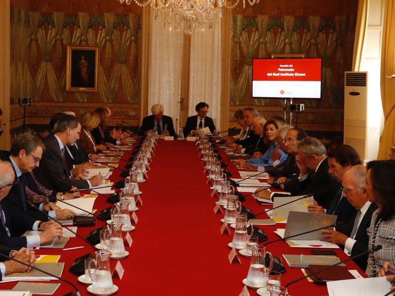 Real Instituto Elcano de Estudios Internacionales y Estratégicos.