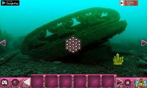 Jouer à Underwater empire treasure escape