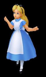 3D Alice Aux Pays Des Merveilles