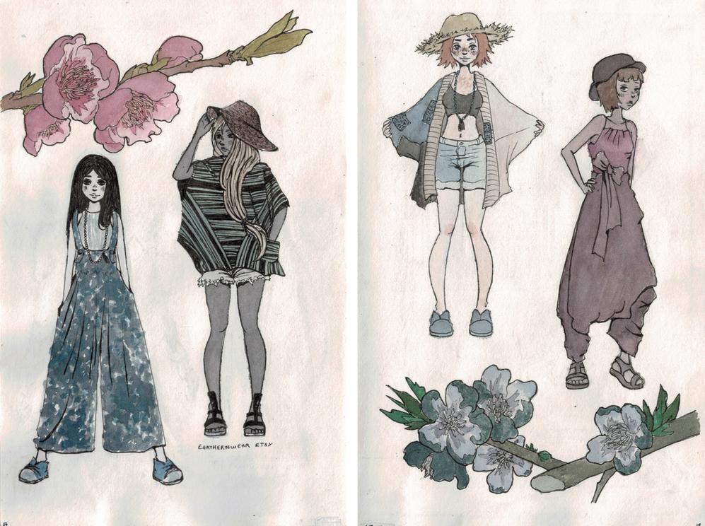 Sketch Book   Avril 2018