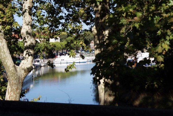 Canal Carcassonne 12929