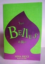 LES BELLES tube échantillon