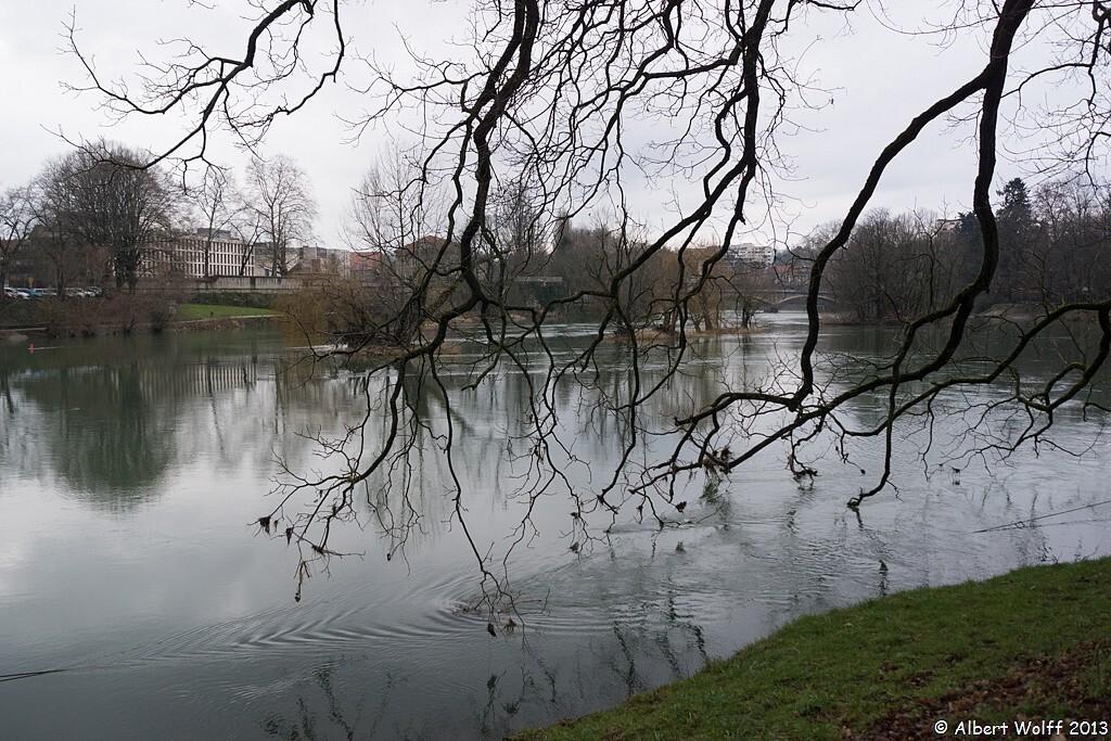 Besançon, au fil de  l'eau