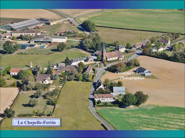 Trois autres villages d'Eure-et-Loir (XV)...