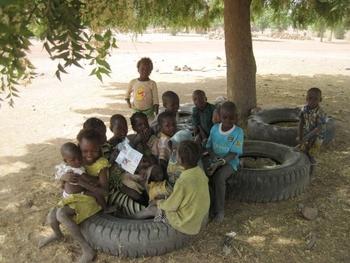 burkina bomborokuy enfants du village 2