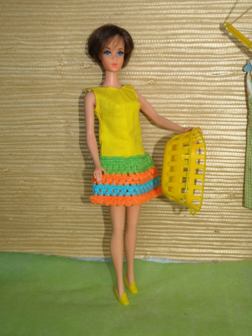 Barbie vintage : Loop Scoop