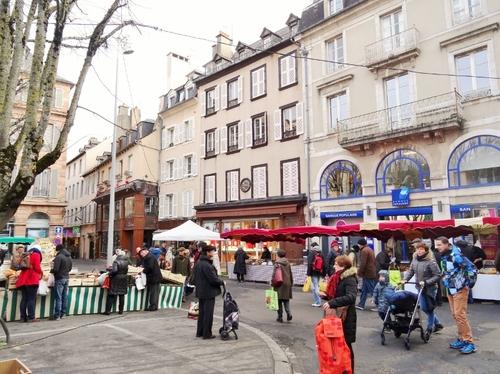 Promenade dans Rodez (photos)