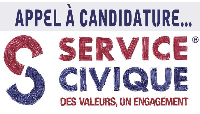 """Résultat de recherche d'images pour """"service civique"""""""