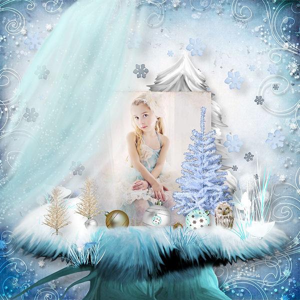 """Au Pays de Noël"" by Kastagnette"