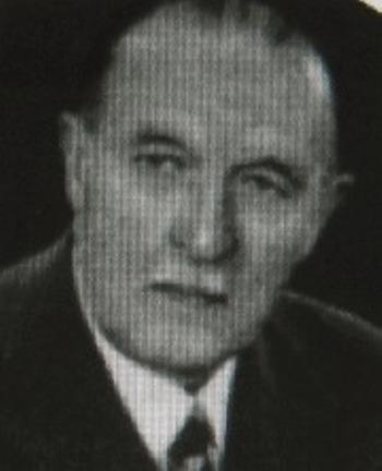 Le Professeur Pierre Renouvin, Chef du convoi de la délégation des étudiants de Paris à Vichy, en mars 1942
