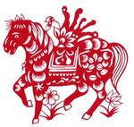 Signes du zodiaque chinois - Cheval !