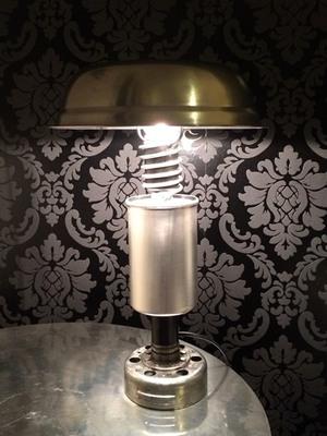La lampe Volvo