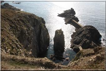 Pors Loubous dans le Finistère