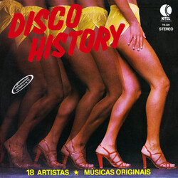 V.A. - Disco History - Complete LP