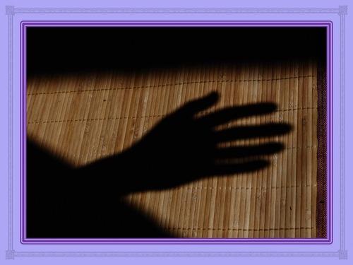 Dieu est l'ombre à votre main droite
