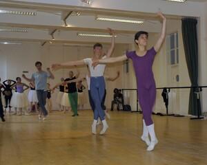 dance ballet class ballet