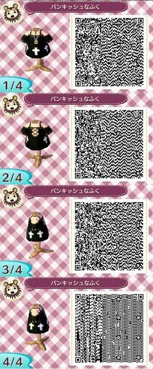 Animal crossing new leaf black and white cross top we code: