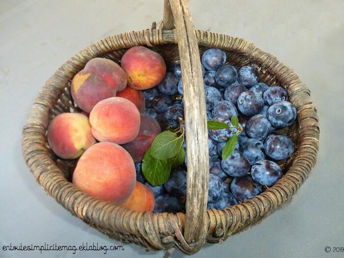Confiture de prunes