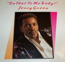 Jerry Green - Do That To Me Baby - Complete LP
