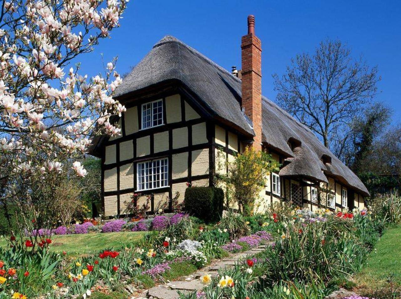 Images du monde : Belles maisons