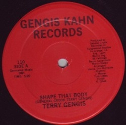 Terry Gengis - Shape That Body