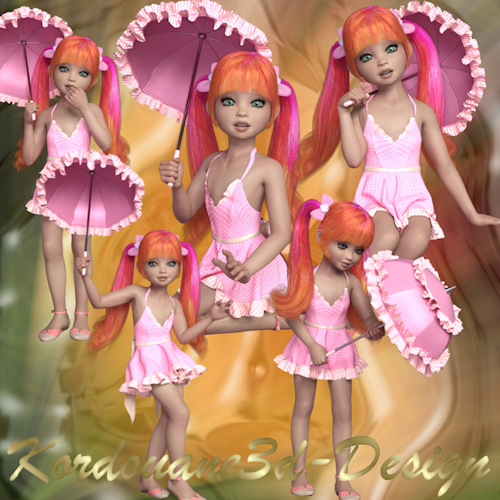 0437 MILLY DOLL