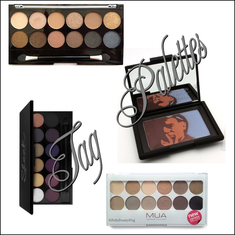 Tag Palettes favorites