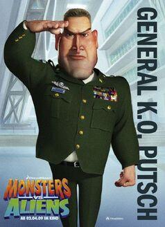 2009 -Monstres contre Aliens