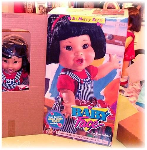 A vendre Baby Face So Merri Kerri