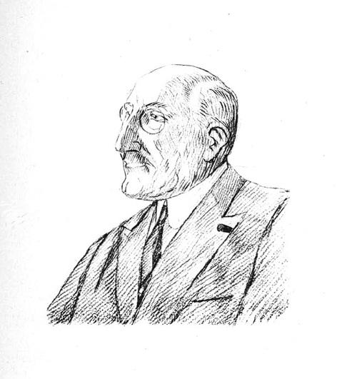 Gaston Jéze (1869-1953), Professeur adjoint à la Faculté de Droit de Paris en 1912, Professeur de Droit administratif en 1918