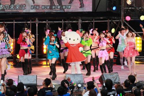 Morning Musume モーニング娘 Hibiya yaon 90 Shuunen Kinen Jigyou Hello!Project Yaon Premium Live~Gai Fest~supported by Hellosmile 日比谷野音90周年記念事業 Hello!Project 野音プレミアムLIVE ~外フェス~ supported by Hellosmile