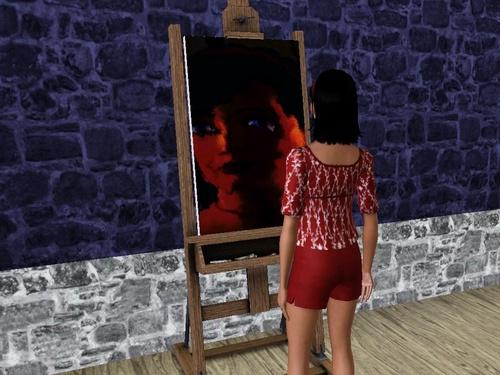 Chapitre 14: Tentatives de portraits...